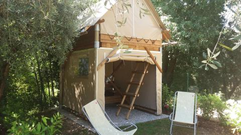 Glamping Airstay